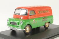 Bedford CA Van - Christmas 2009- special edition - Pre-owned - Like new