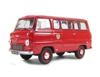 Ford 400E Thames Minibus London Fire Brigade