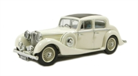 "Jaguar SS 2.5 Saloon ""Cream"""