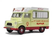 Hockings Ice Cream Bedford Van CA