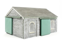 Shillingstone Goods Shed (170 x 115 x 100mm)