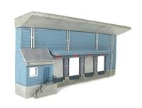 Low Relief Industrial Unit (272 x 56 x 127mm)