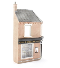 Low Relief Corner Shop (130 x 38 x 195mm)