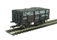 """9 plank wagon """"Baldwin"""""""