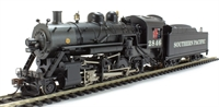 Baldwin 2-8-0 Consolidation Locomotive - DCC On Board Southern Pacific #2846