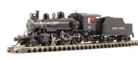 ALCO 2-6-0 Steam Union Pacific #41 (DCC On Board)