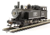 """Porter 0-6-0 Side Tank """"Midwest Quarry"""" #12 (DCC On Board)"""