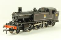 Class 61xx Prairie Tank 2-6-2T 6167 in BR Lined Black - Pre-owned - Like new