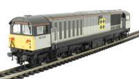 Class 58 58045 Railfreight Coal Livery