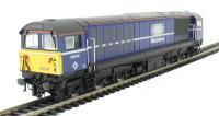 Class 58 58038 Mainline Blue Livery
