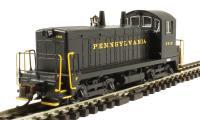 EMD NW-2 Switcher Diesel Locomotive PRR #5918 (DCC On Board)