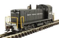 EMD NW-2 Switcher Diesel Locomotive NYC #8769 (DCC On Board)