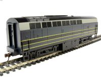 "American Baldwin RF-16 Shark B unit diesel loco in ""Baltimore & Ohio"" blue & grey livery (DCC on board)"