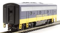 F7-B Diesel C&O