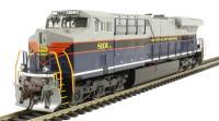 GE ES44AC Diesel Locomotive Central of Georgia (DCC Sound)