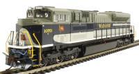 SD70ACe Diesel Locomotive Wabash (DCC Sound)