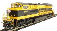 SD70ACe Diesel Locomotive Virginian (DCC Sound)