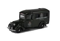 Austin 18 Ambulance Civil Defence.