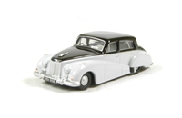 Armstrong Siddeley Star Sapphire in Black/Light Grey