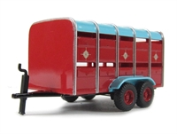 Chipperfield Livestock Trailer.