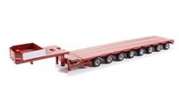 """DAF 105 low loader trailer """"A P Hollingworth"""""""