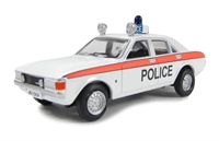 Ford Consul Staffordshire Police.