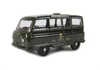 """Morris J2 Minibus """"Civil Defence""""."""