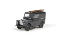 "Land Rover 88"" Hard Top in Liverpool City Police livery"