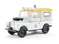 """Land Rover Series 1 """"Gwynedd Health"""""""