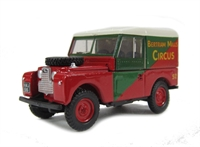 "Land Rover 88"" Series 1 Hard Top Bertram."