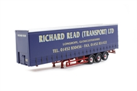 "MAN TGX XLX trailer ""Richard Read"""