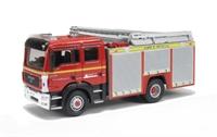 """MAN Pump Ladder """"Avon Fire & Rescue""""."""