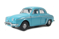 Renault Dauphine Light Blue .