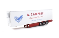"Scania R Series Topline trailer ""A Campbell"""