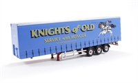 "Scania R Series Topline trailer ""Knights of Old"""