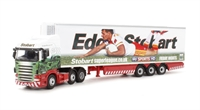 Scania Highline Stobart Super League 'Catalan Dragons'