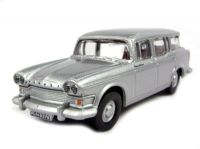 Humber Super Snipe estate in silver