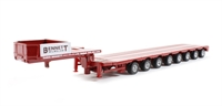 "Volvo FH low loader trailer ""Chris Bennett"""
