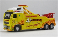 "Volvo Recovery ""A1 Marsden""."