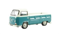 "VW Pick Up ""Emerald Green/Arcona White"""