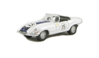 "Jaguar E Type Open Top ""Le Mans 1963"""