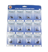 Under Shank - Medium (12 Pair/Card)