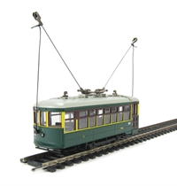 Birney Safety Streetcar - Philadelphia.