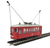 Birney Safety Streetcar - Baltimore.