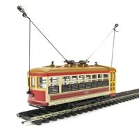 Birney Safety Streetcar - 3rd Avenue Railway System.