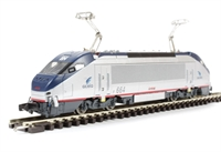 HHP-8 Amtrak Locomotive #664