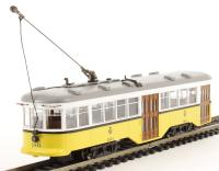 "Peter Witt Street Car With Full Interior & Lights ""San Francisco Municipal Railway"""