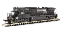 GE Dash 8-40C Diesel Locomotive Norfolk Southern #8654