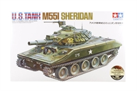 1/35 US Tank M551 Sheridan   LTD