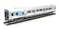 Cafe Acela Power Car With Lighted Interior